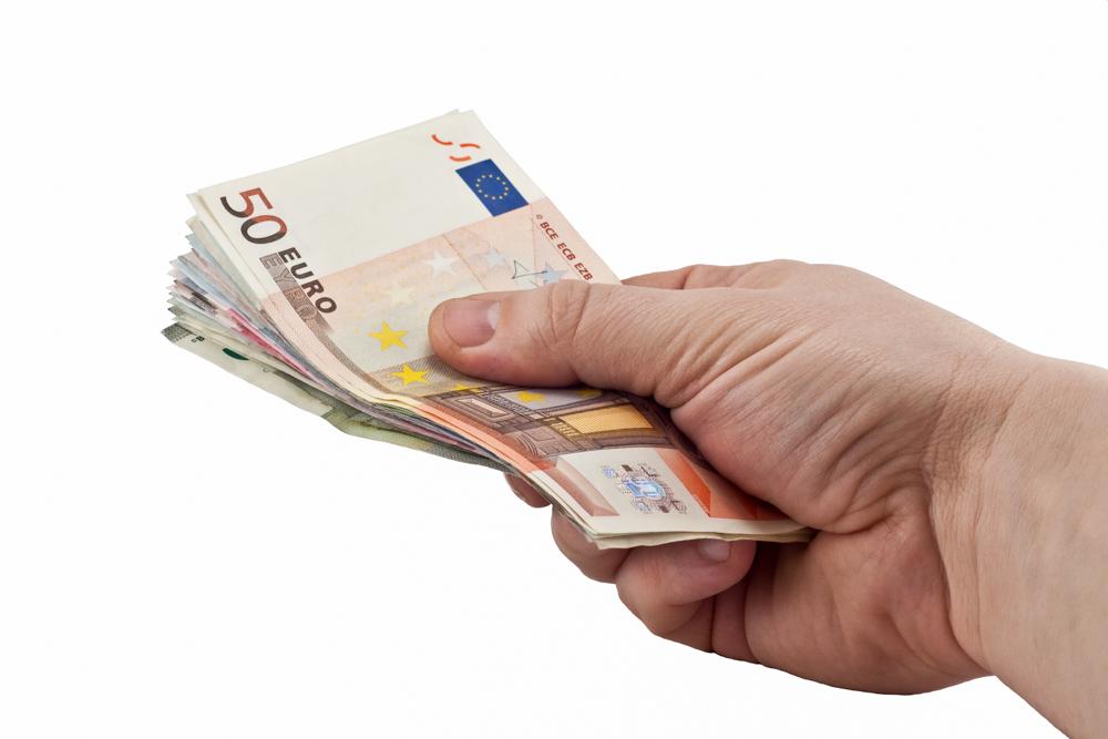 límite de pago en efectivo