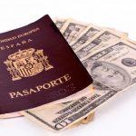 sueldo cobrado en el extranjero