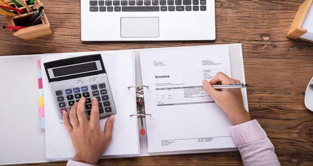 Como facturar siendo autónomo, elaboración de facturas.