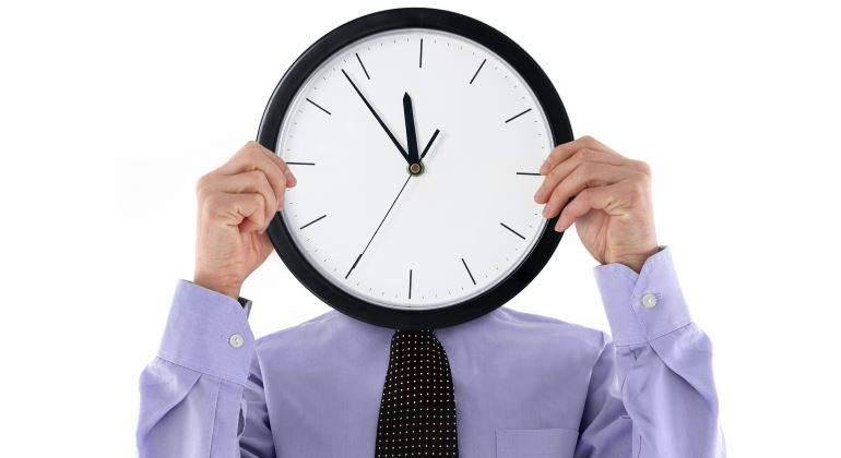 horario del registro de jornada