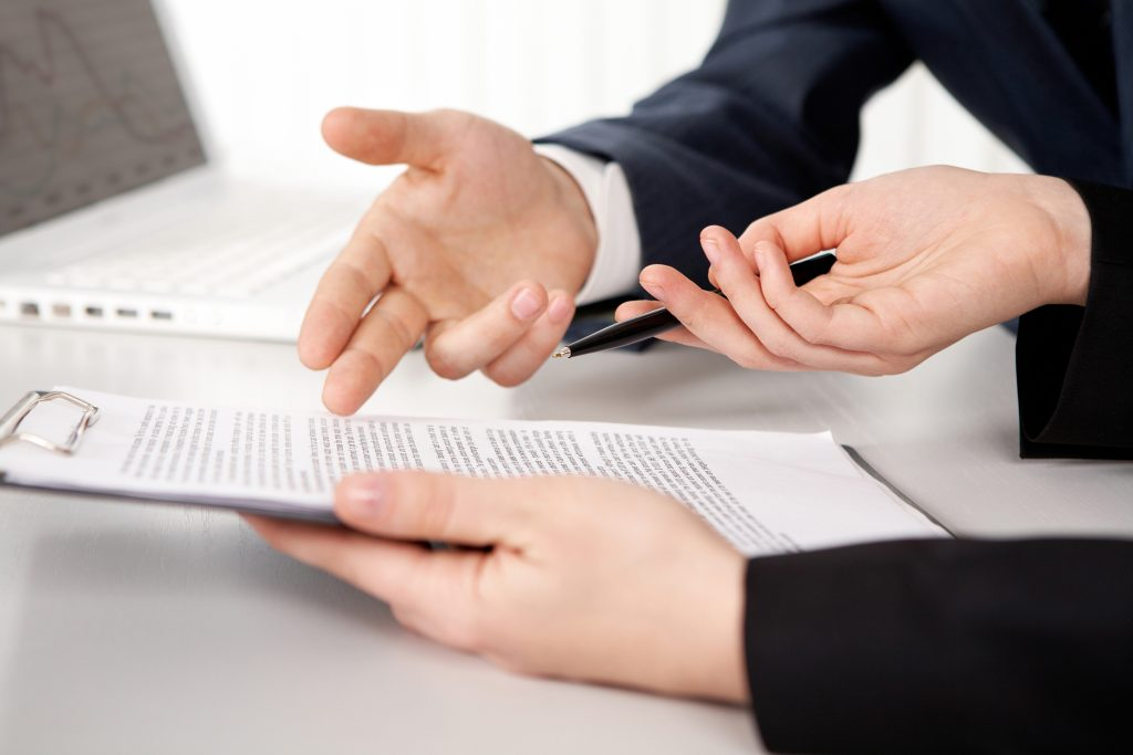 tipos de contrato explicación