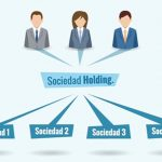 Representación de constituir un holding